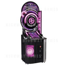 Reflec Beat Arcade Machine