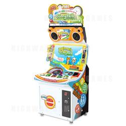 Pop'n Music Sunny Park Arcade Machine