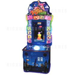 Teeter Totter Castle Arcade Machine
