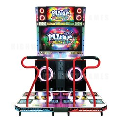 Pump It Up Fiesta 2 TX Arcade Machine