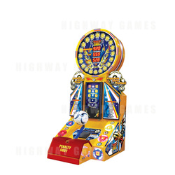 Penalty Shot Arcade Machine
