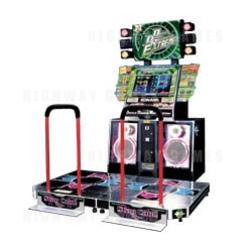 Dance Dance Revolution : Extreme Arcade Machine
