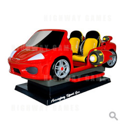 Amazing Sports Car Kiddy Ride