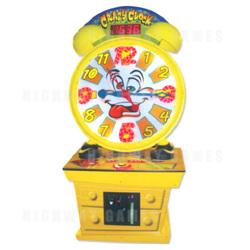 Crazy Clock Arcade Machine