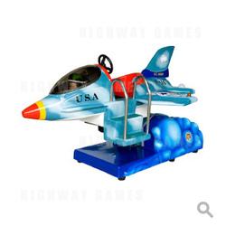 F-16 Fighter Jet Kiddy Ride