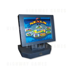 Nexus Countertop Touchscreen Bar System By Coastal Amuts Arcade Machines Highway