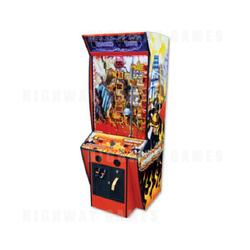 Rescue Hero Ticket Redemption Arcade Machine