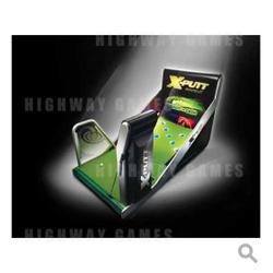 X Putt Golf Redemption Game
