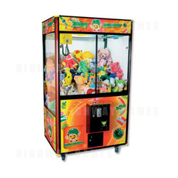 "Toy Soldier Jumbo 46"" Crane Machine"