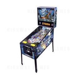 Avatar Classic Pinball Machine