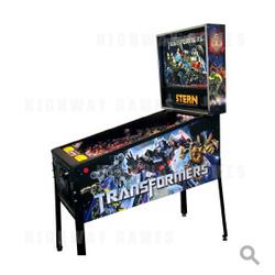 Transformers Classic Pinball Machine