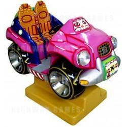 4x4 Off Road Car Kiddie Ride