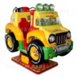 4x4 Safari Car Kiddie Ride