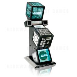 Jubeat Ripples APPEND Arcade Machine