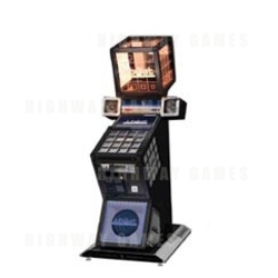 Jubeat Copious APPEND Arcade Machine