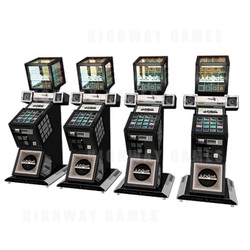Jubeat Saucer Music Arcade Machine