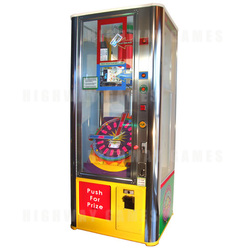 Stop It! Prize Redemption Machine