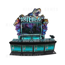 Dinosaur Century Video Redemption Machine