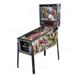 The Avengers Pro Pinball Machine