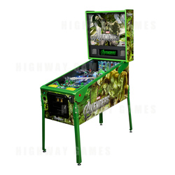 The Avengers Limited Edition (LE) Pinball Machine