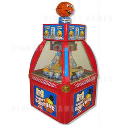 Basket Fortune Quick Coin Game