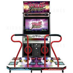 "Pump It up! Infinity 43"" CX Model"