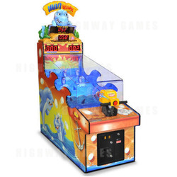 Sharky's Treasure Ticket Redemption Water Gun Game