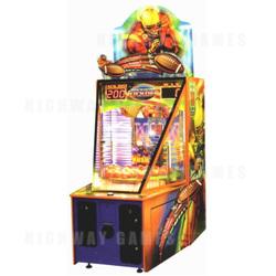 Goal Line Rush Redemption Arcade Machine