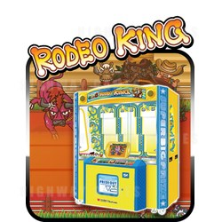 Rodeo King Prize Machine