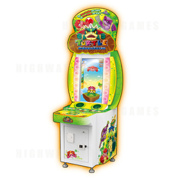 Turtle Adventure Single Arcade Machine