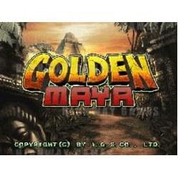 Golden Maya Slot Machine