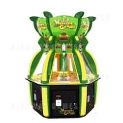 Vegetable Garden Coin Pusher Arcade Machine
