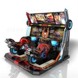 Crazy Motorcycle Racing Arcade Machine