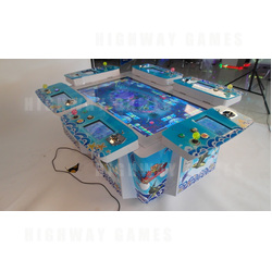Ocean Star 2 Fish Hunter Arcade Machine