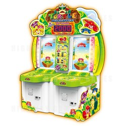 Turtle Adventure Twin Arcade Machine