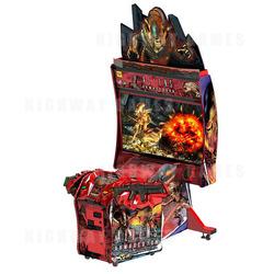 Aliens Armageddon Deluxe Arcade Machine