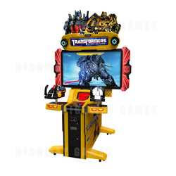 "Transformers: Human Alliance 42"" Upright Arcade Machine"