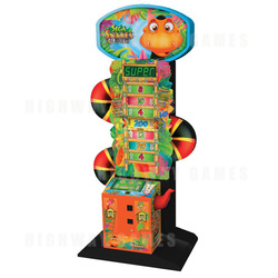 Sega Snakes & Ladders Arcade Machine