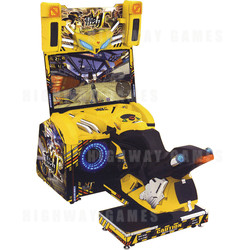 Storm Rider Arcade Motorcycle Racing Machine