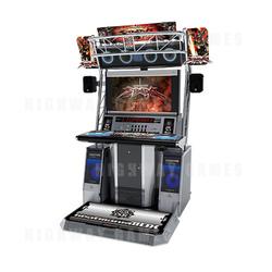 Beatmania IIDX 21 SPADA Arcade Machine