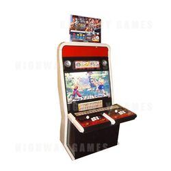 Super Street Fighter IV Arcade Machine