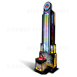 Thunder: King of the Hammer II Arcade Machine
