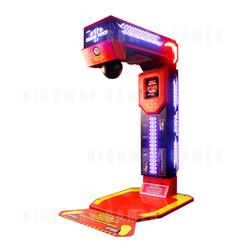 Dragon Punch 2 Arcade Machine