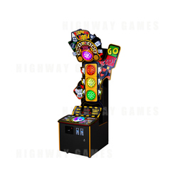 Go Stop Traffic Lights Arcade Machine