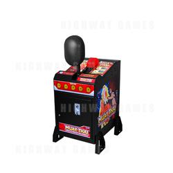 Muay Thai - Desperado 2 Arcade Machine