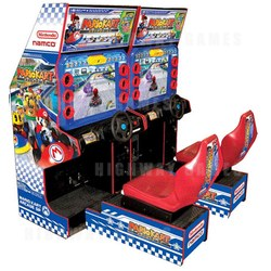 Mario Kart GP Arcade Driving Machine