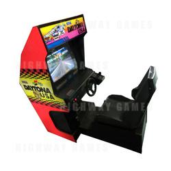 Daytona USA Arcade Driving Machine (Single)