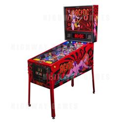 Luci Premium AC/DC Pinball Machine