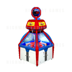 Circlerama Quick Coin Arcade Machine