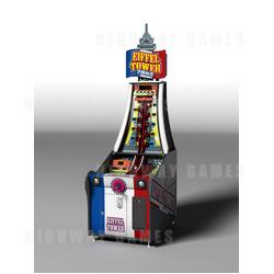 Eiffel Tower Arcade Machine